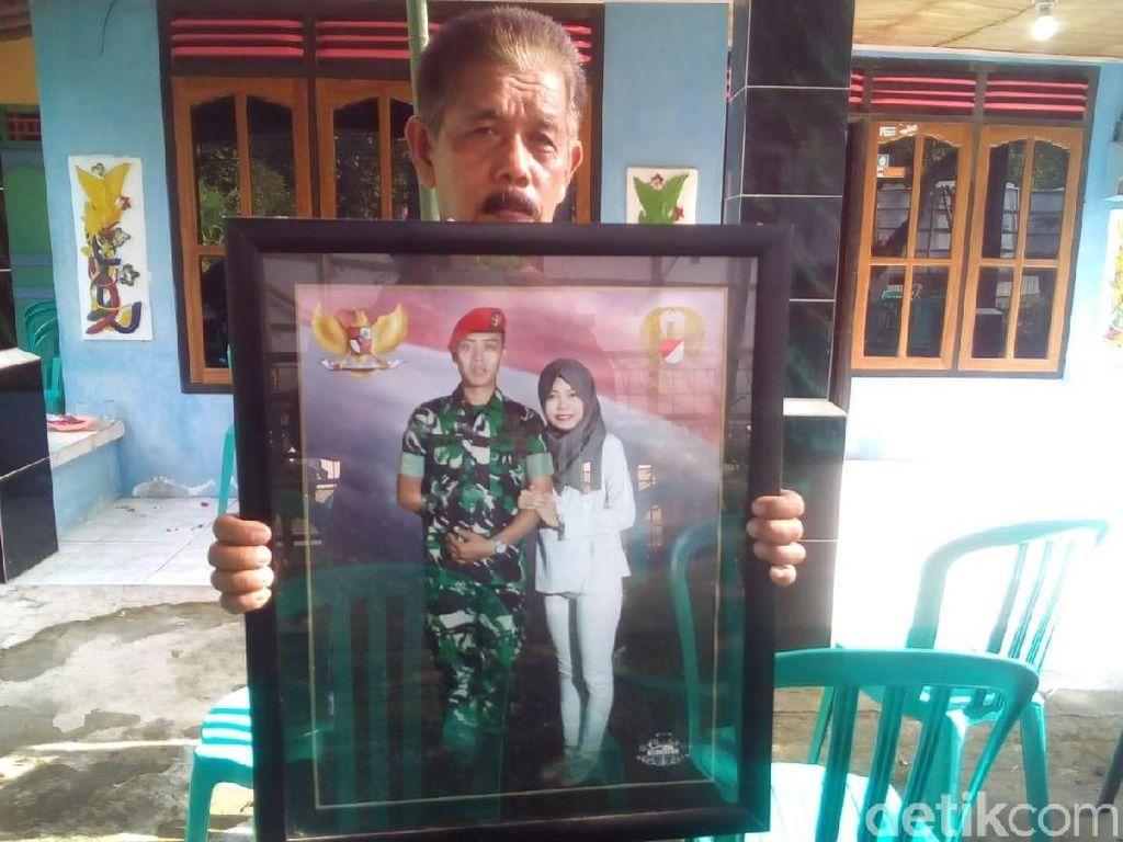Keluarga di Grobogan Tunggu Jenazah Serda Siswanto yang Gugur di Papua