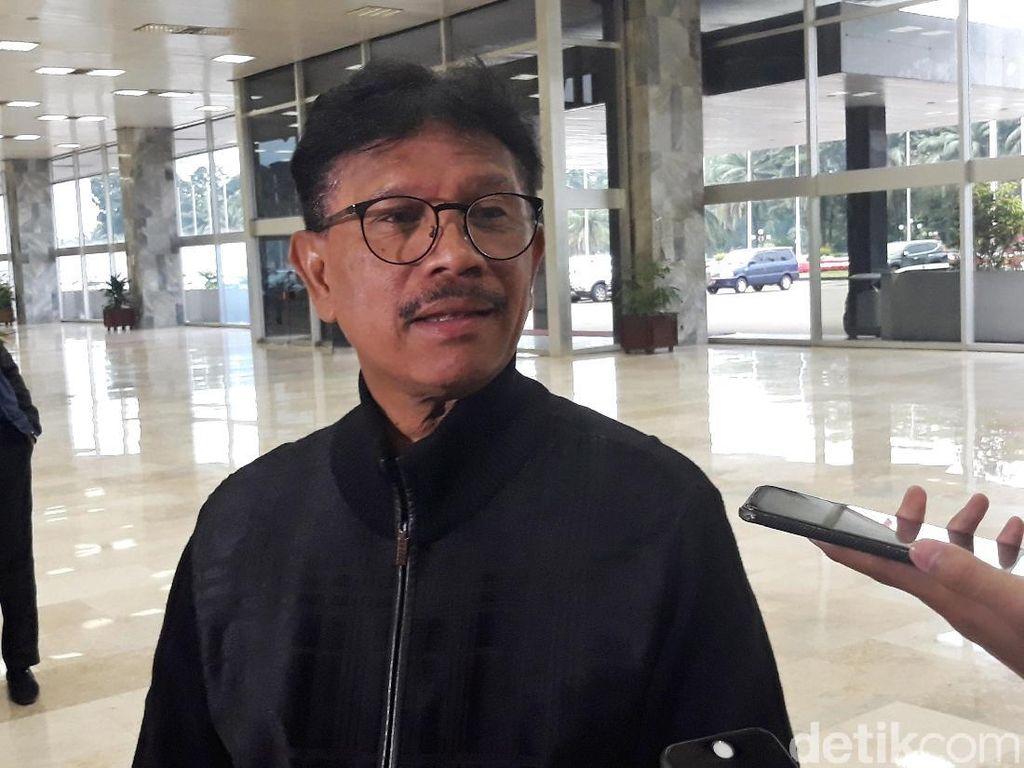 Sebut Zulkifli Hasan Lobi Jokowi, TKN: Koalisi 02 Mulai Retak