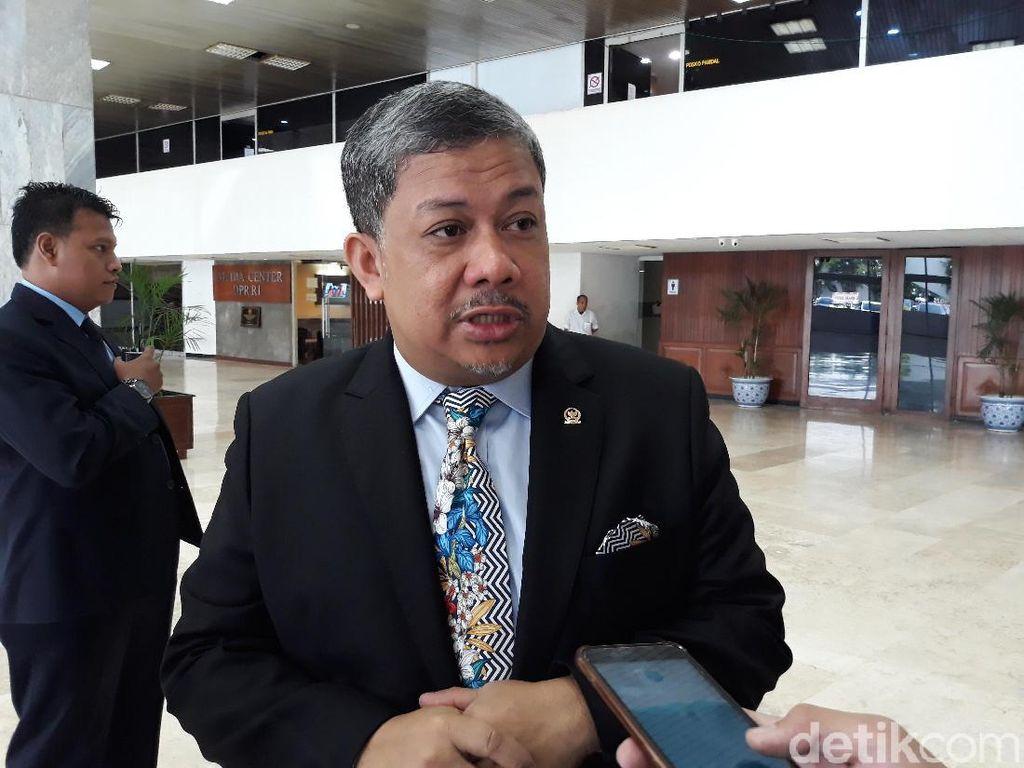 Fahri Hamzah: DPR Periode 2014-2019 Berakhir Baik