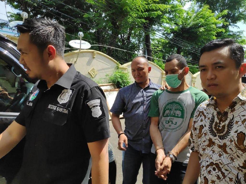 Dicurigai Jadi Kurir, Eddo Eks Idol Ditarget Sejak Sebulan Lalu
