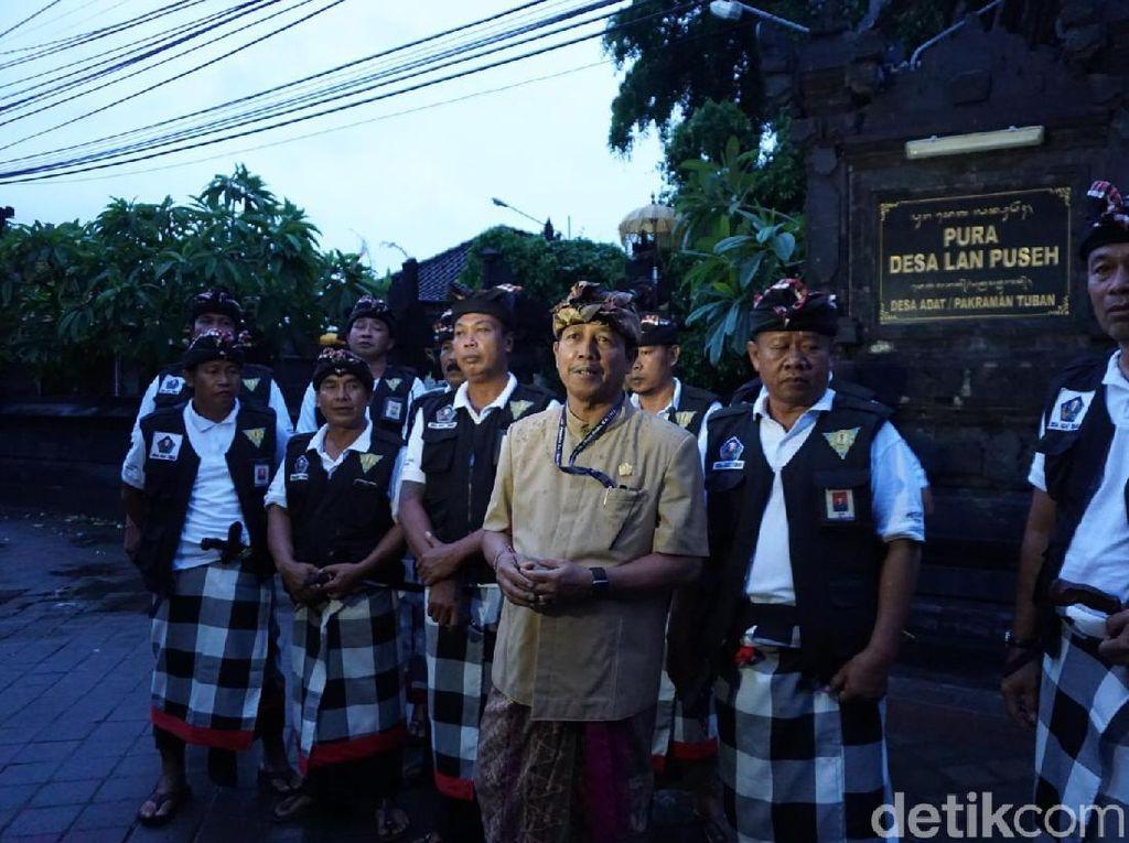 Indahnya Toleransi di Desa Adat Tuban Saat Nyepi