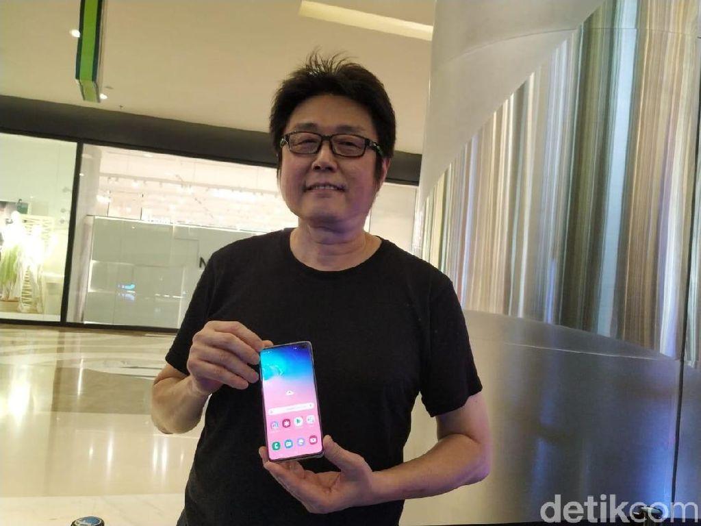 Pembeli Pertama S10 di Indonesia Ngaku Hijrah dari Nokia