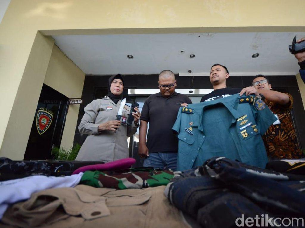 Pria Ini Menyamar Jadi Anggota TNI Demi Nikahi Sang Pujaan Hati