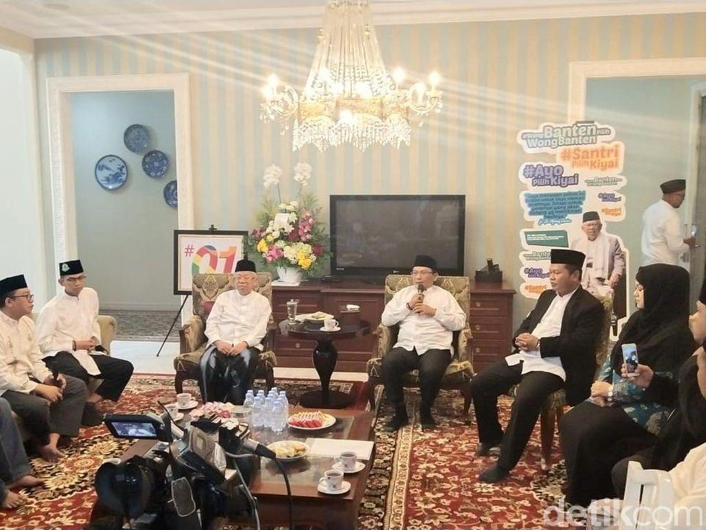 FBR Resmi Nyatakan Dukungan untuk Jokowi-Maruf Amin