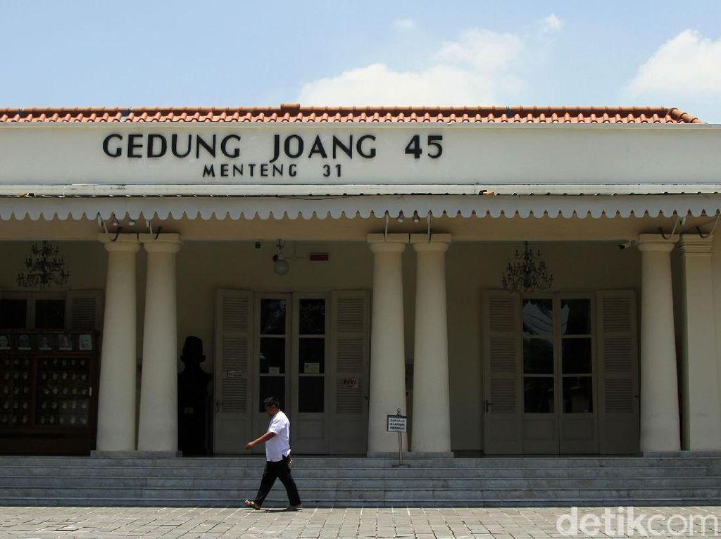 Obor Rakyat Batal Terbit, Kondisi di Gedung Joang 45 Normal