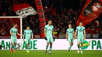 10 Pemain Arsenal Dibekuk Rennes 3-1