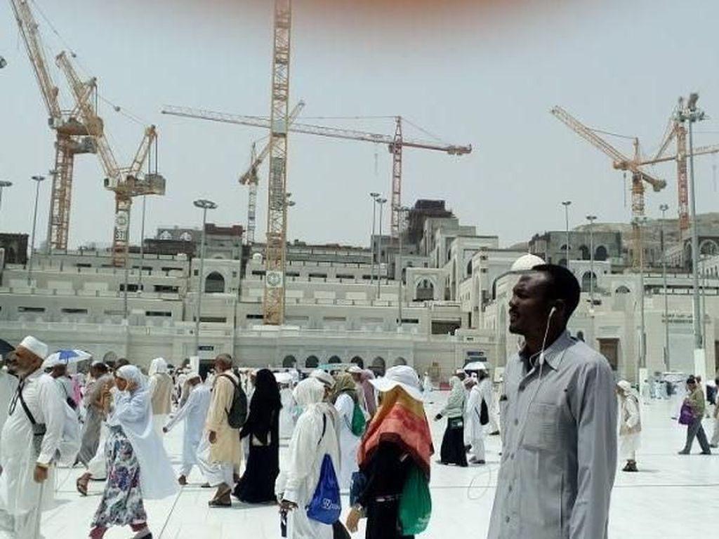 Menengok Area Perluasan Masjidil Haram