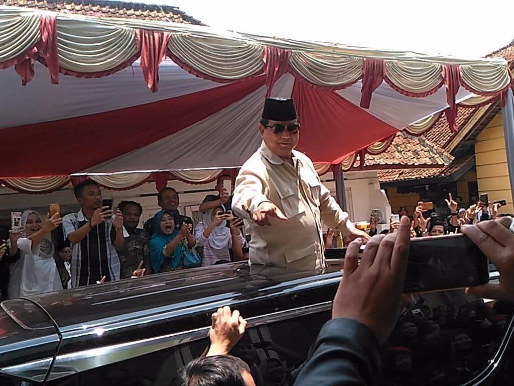 Prabowo Sebut Kekayaan RI Bocor Luar Biasa Tiap Tahun