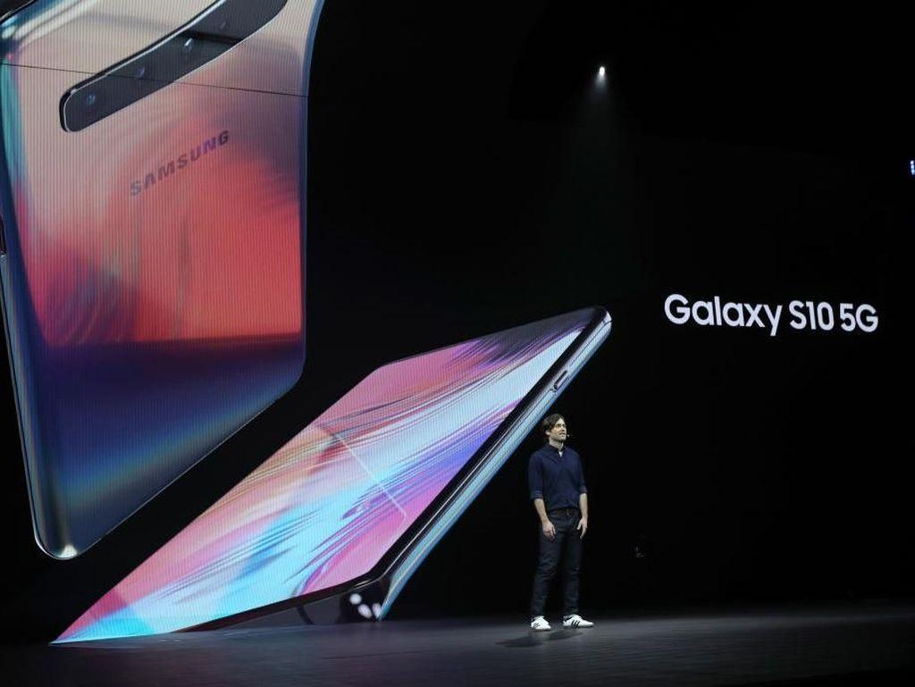 Di Korsel, Sekitar 15.000 Galaxy S10 5G Terjual Setiap Hari