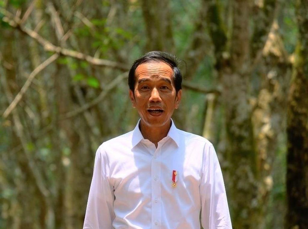 RI Rebut Freeport hingga Rokan, Jokowi: Kita Malah Dituduh Antek Asing