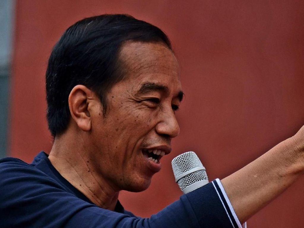 Jokowi Hadiri Deklarasi 10.000 Pengusaha Bareng Erick Thohir dan Ketua Kadin