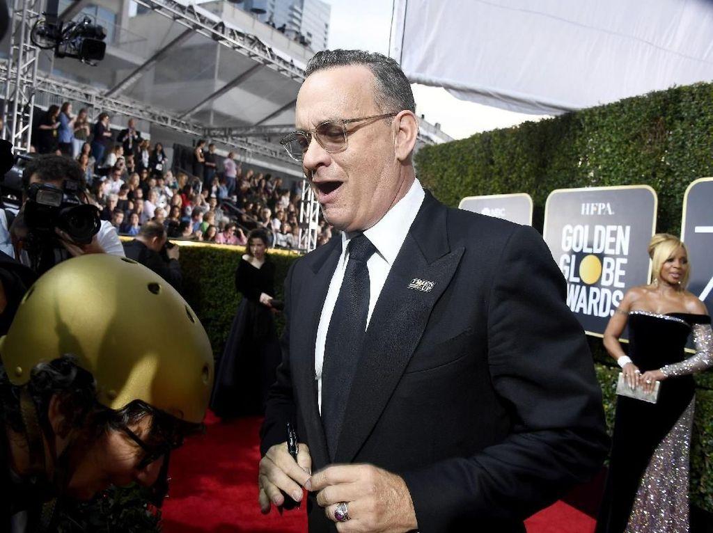 Yuk, Belajar dari Tom Hanks yang Mengidap Diabetes