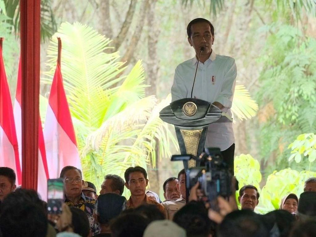 Ekonomi Dunia Tertekan, Jokowi: Alhamdulillah, Kita di Atas 5%