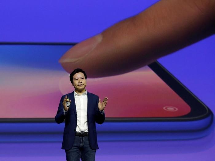 CEO Xiaomi, Lei Jun. Foto: REUTERS/Jason Lee