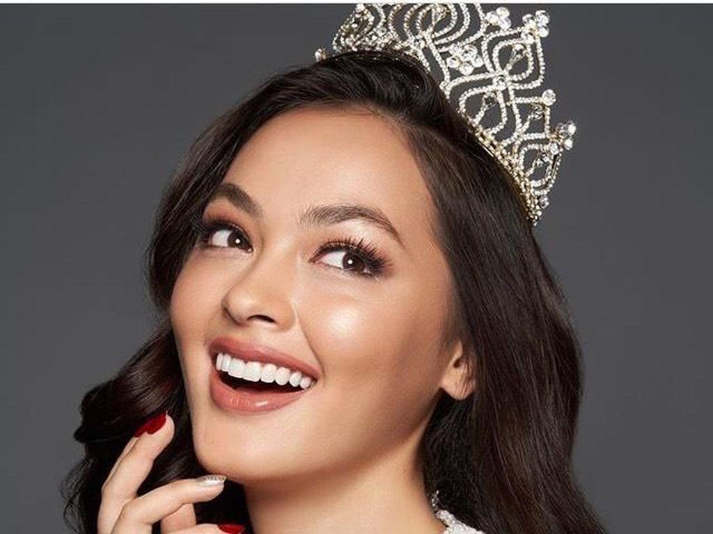 Foto: Mengenal Jolene Marie, Wakil Sulut yang Nyaris Menang Puteri Indonesia 2019
