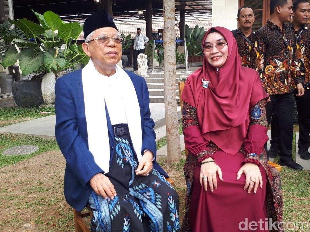 Prabowo-Sandi Kampanye di Jabar, Maruf Amin: Mereka Sudah Kalah