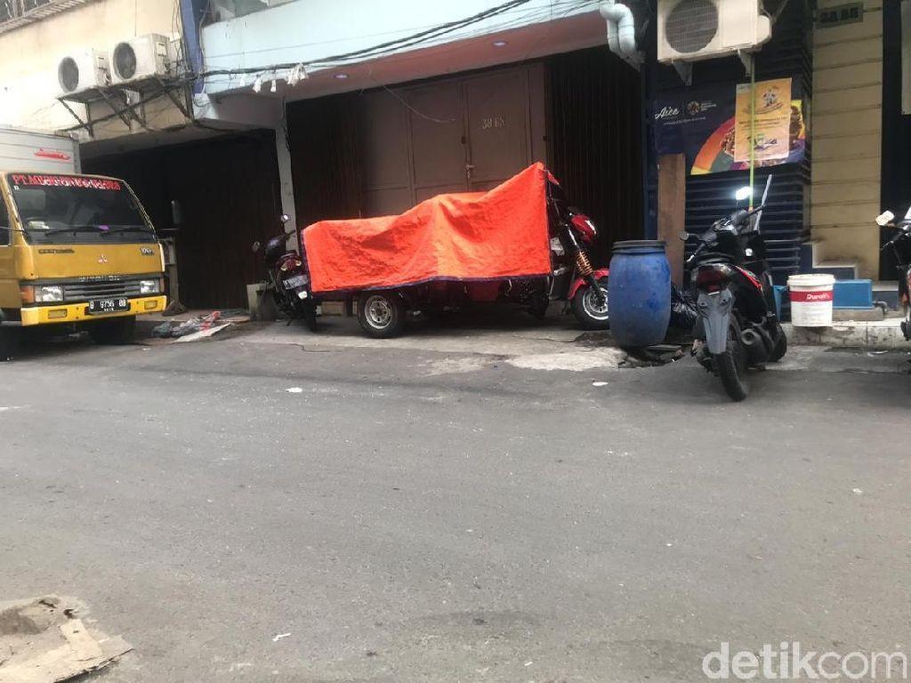 Perusak Mobil karena Parkir Halangi Jalan di Mangga Besar Jadi Tersangka