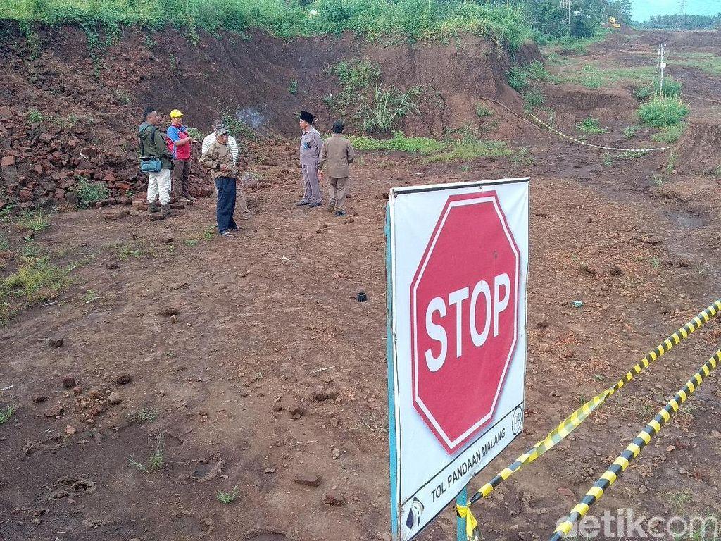 Ungkap Sejarah Situs Kuno, Proyek Tol Pandaan-Malang Dihentikan