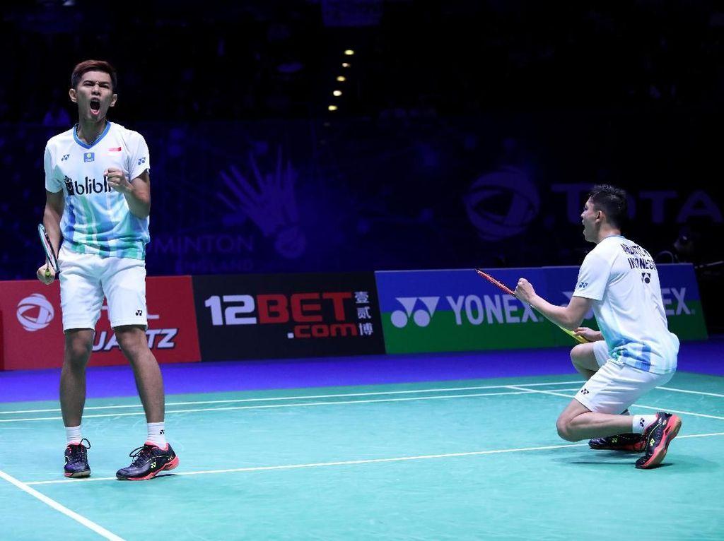 Hasil All England: Indonesia Kirim 3 Wakil ke Semifinal