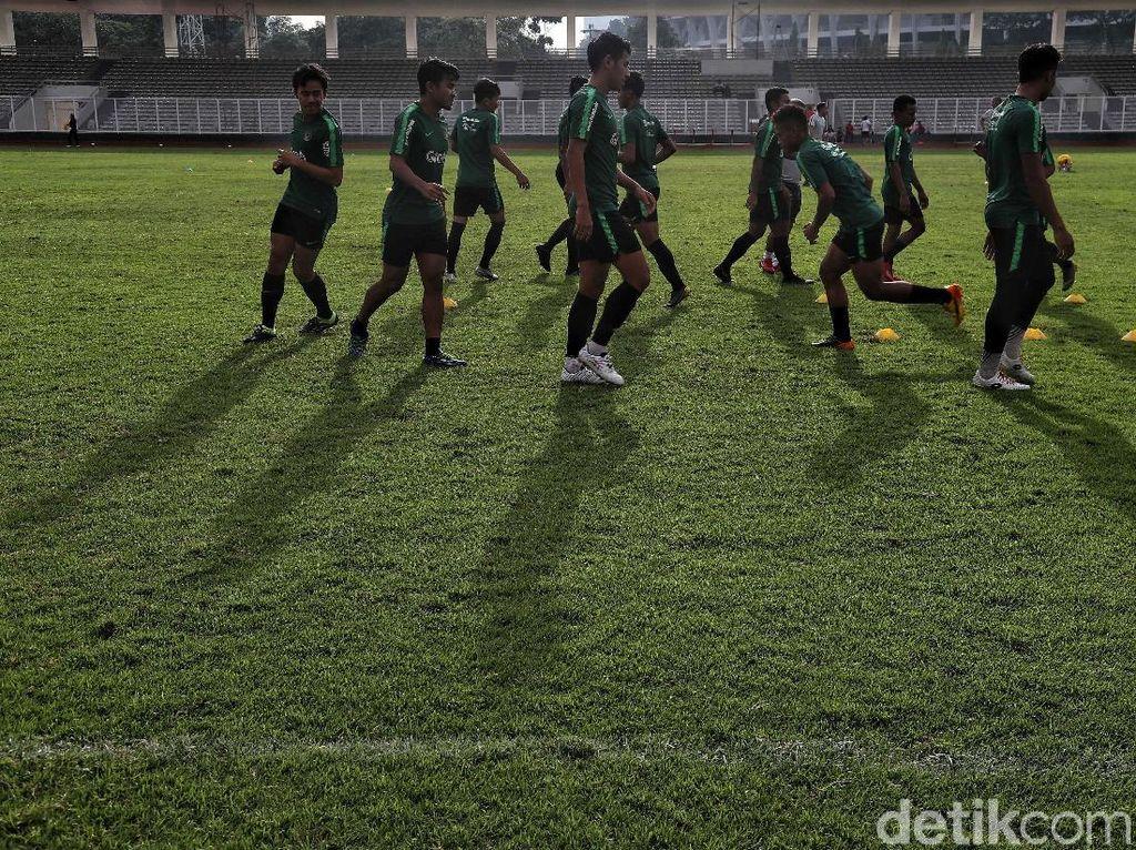 Ke Bali, Ini Wajah-Wajah Baru di Timnas Indonesia U-23