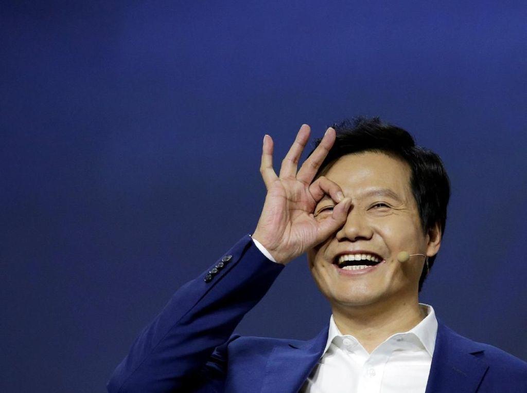 Bos Xiaomi Kalah Taruhan Rp 2 Triliun