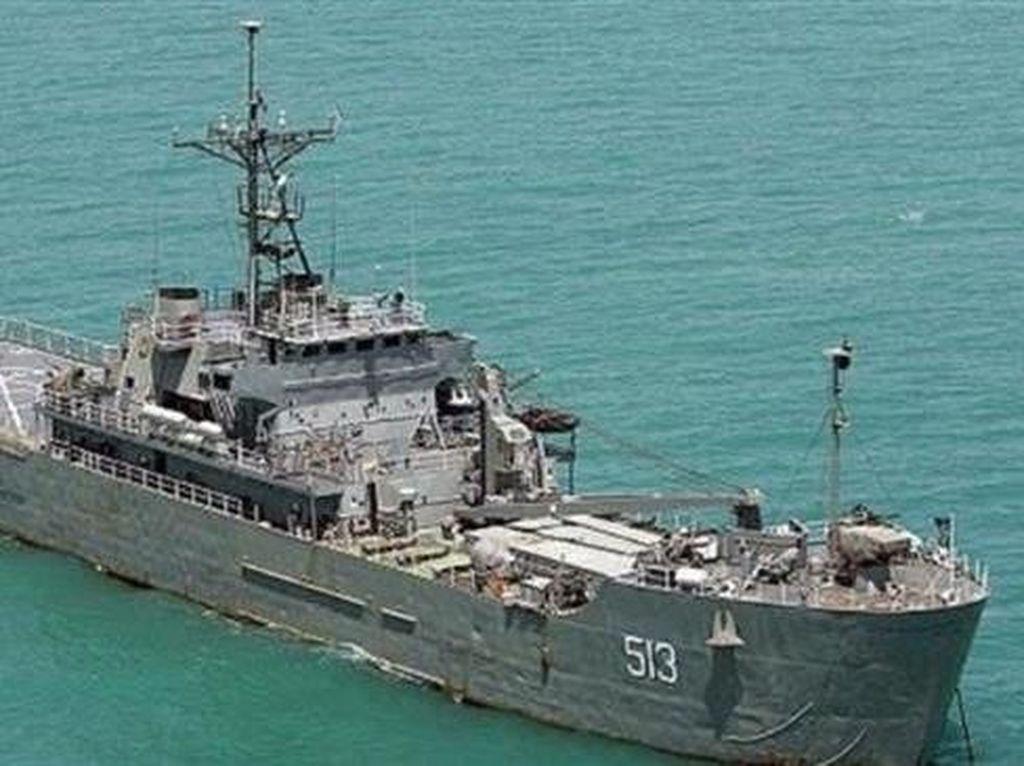 Angkatan Laut Iran Gagalkan Pembajakan Kapal Tanker Minyak