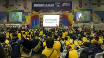 Alumni Sriwijaya Deklarasi Dukung Jokowi-Maruf, Gubernur Sumsel Hadir