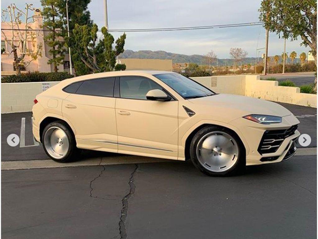 Lamborghini Urus Milik Kanye West Dirombak, Begini Jadinya