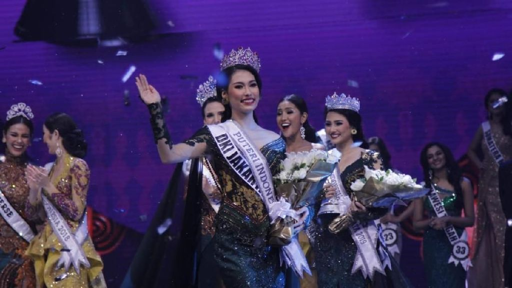 Foto: Momen-momen Tak Terlupakan di Final Puteri Indonesia 2019