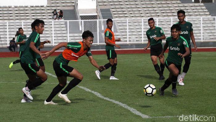 Timnas Indonesia U-23 akan berlaga di Kualifikasi Piala Asia U-23 2020 (Foto: Pradita Utama)