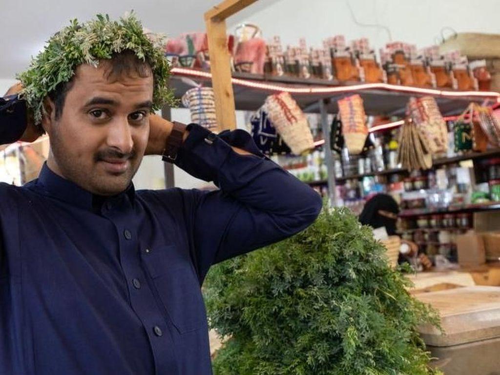 Laki-laki Bunga, Sisi Lain Arab Saudi yang Tak Banyak Diketahui