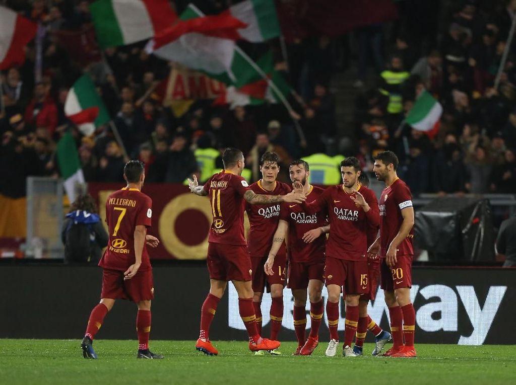 Pemilik PSG Serius Ingin Beli AS Roma?