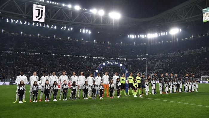 Juventus menjamu Udinese dalam pertandingan pekan ke-27 Liga Italia di Allianz Stadium, Sabtu (9/3/2019) dini hari WIB. Foto: Tullio M. Puglia/Getty Images