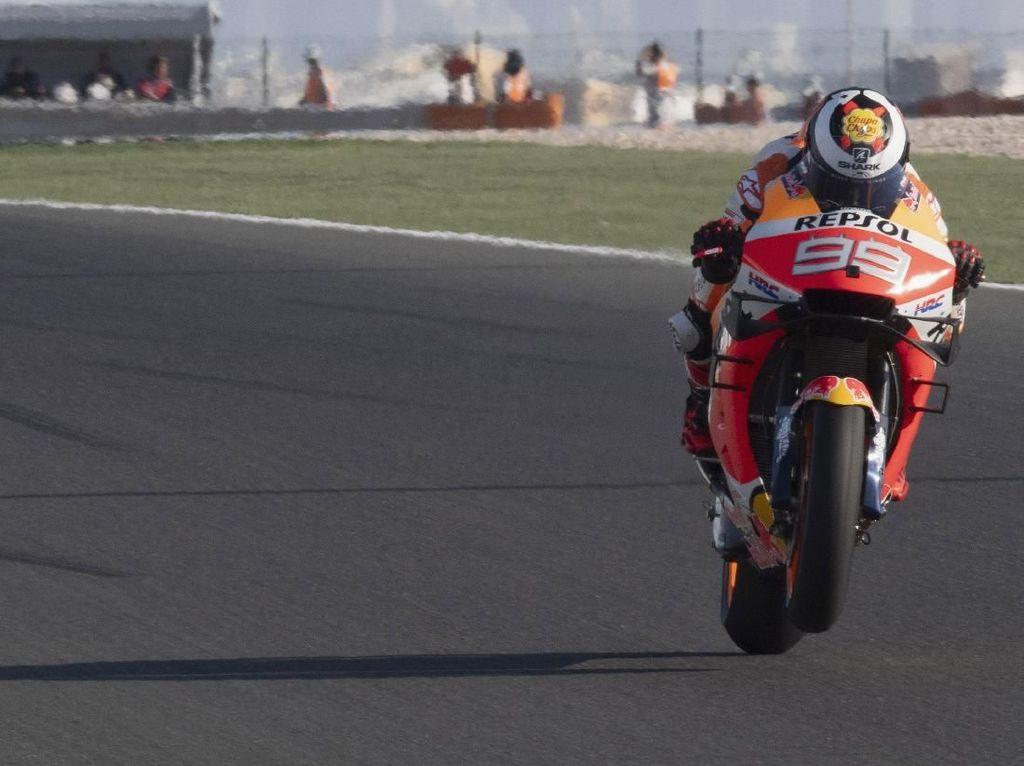 Lorenzo Pede Raih Hasil Bagus di MotoGP Spanyol