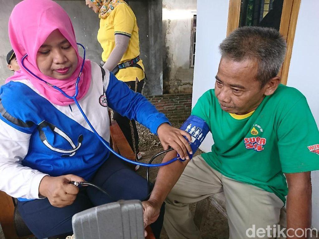 Pascabanjir, Warga Trenggalek Alami Gatal-gatal dan Pusing
