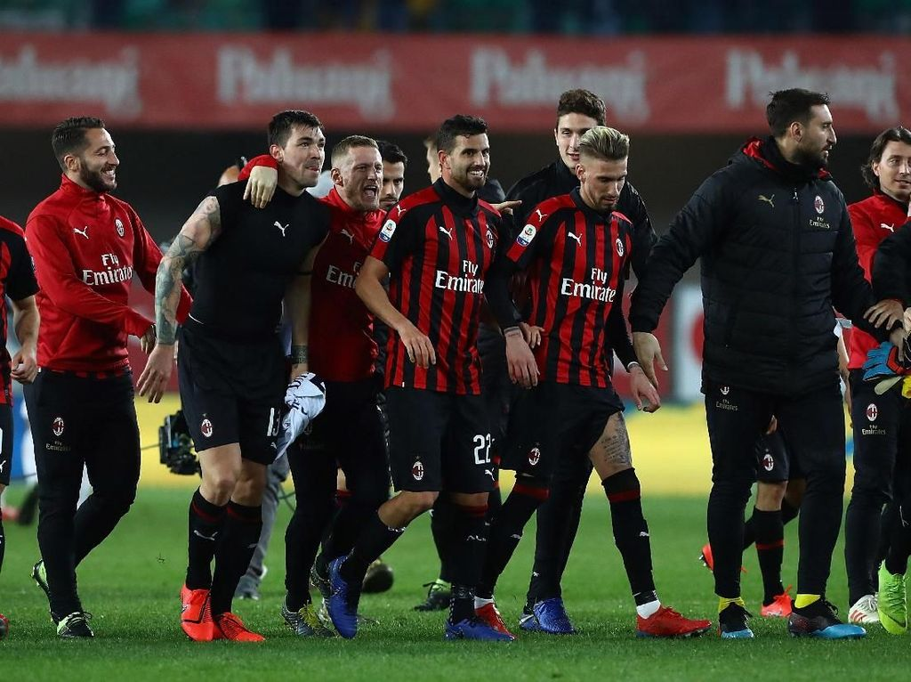 Milan Diterpa Badai Cedera Jelang Jumpa Juventus