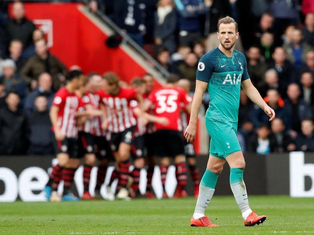 Harry Kane Sembuh, Spurs Malah Sering Kalah