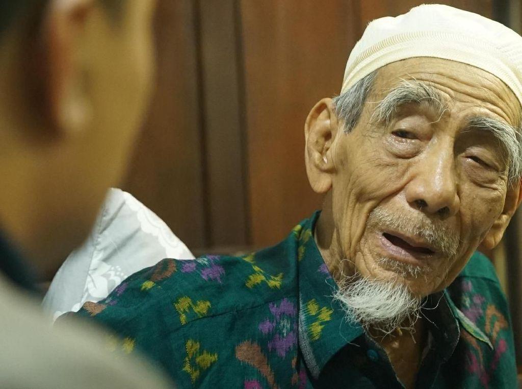 Pesan-pesan Khusus Mbah Moen ke Megawati Sebelum Berangkat Haji