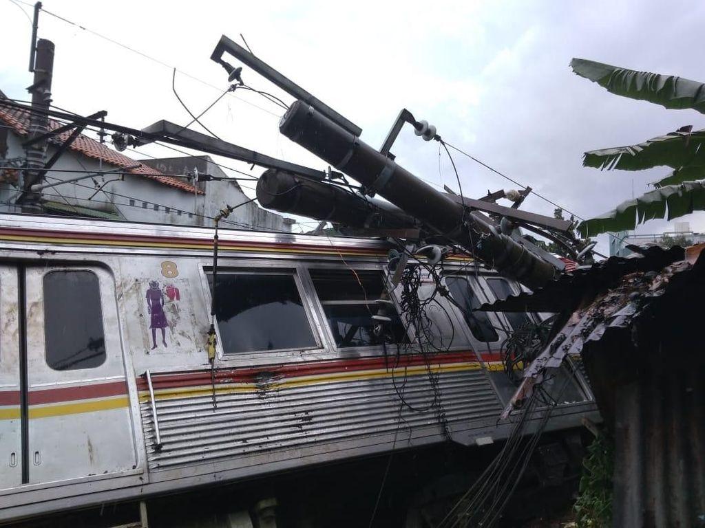 Begini Alur Klaim Asuransi Korban KRL Jakarta-Bogor yang Terguling