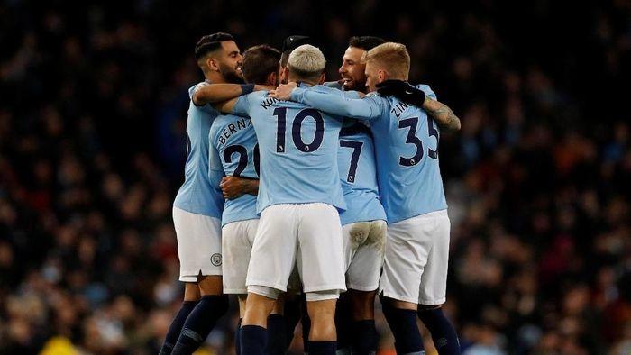Manchester City diingatkan supaya tidak senasib dengan Real Madrid atau Paris Saint Germain (Phil Noble/Reuters)