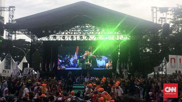 FBR Deklarasi Dukung 01, Jokowi Minta Bantuan Perangi Hoaks