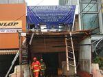 Workshop Meubel di Pluit Kebakaran, Tak Ada Korban Jiwa