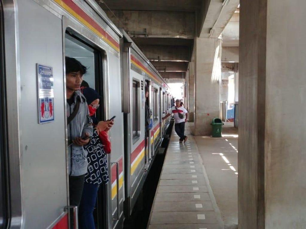 KCI Imbau Keluarga Korban KRL Terguling Cek Info di Stasiun Bogor