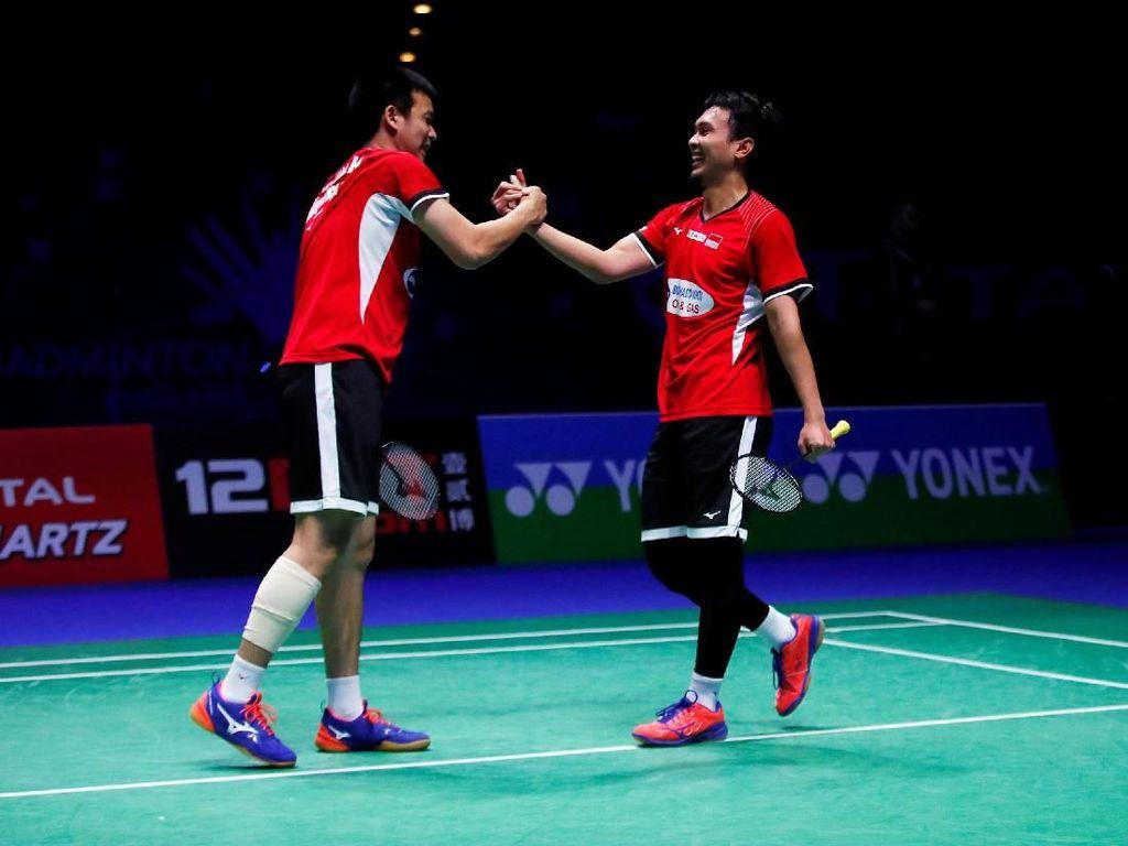 Ahsan/Hendra Satu-satunya Harapan Indonesia di All England