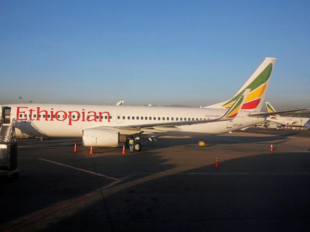 Belum Terbang Jauh, Boeing MAX 8 Kembali Jatuh