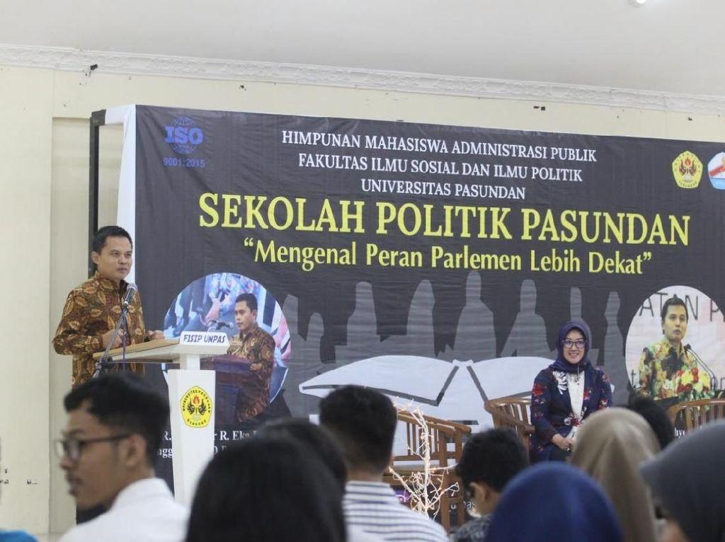 Sekjen MPR ke Milenial: Implementasi Pancasila Bukan Hal Berat