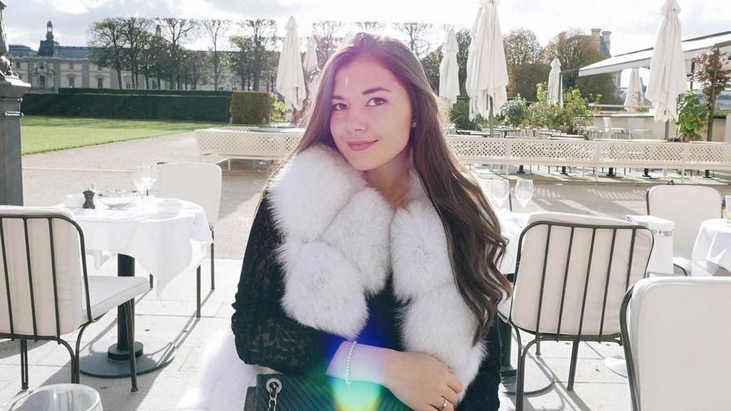 Gaya Liburan Anisha Isa-Kalebic, Pacarnya Pangeran Brunei