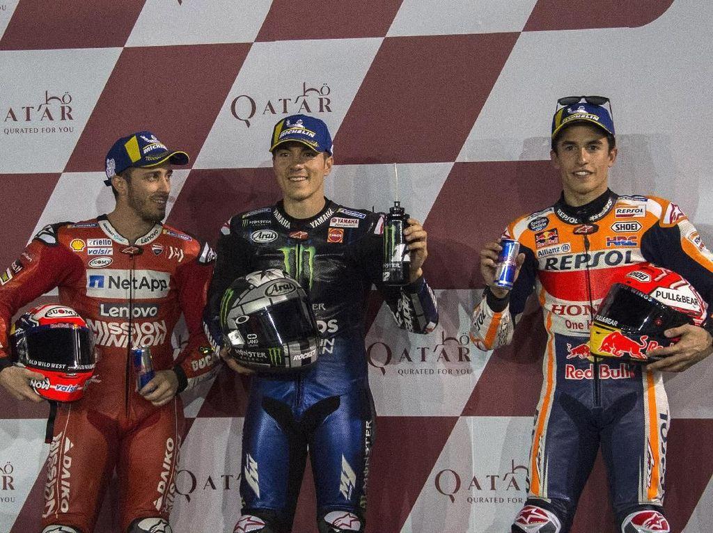 Jadwal Siaran Langsung MotoGP Qatar