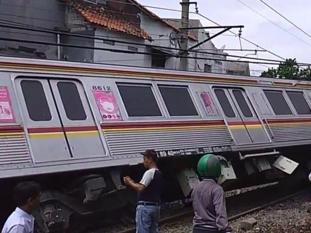 Bima Arya Cek TKP KRL Jakarta-Bogor Terguling