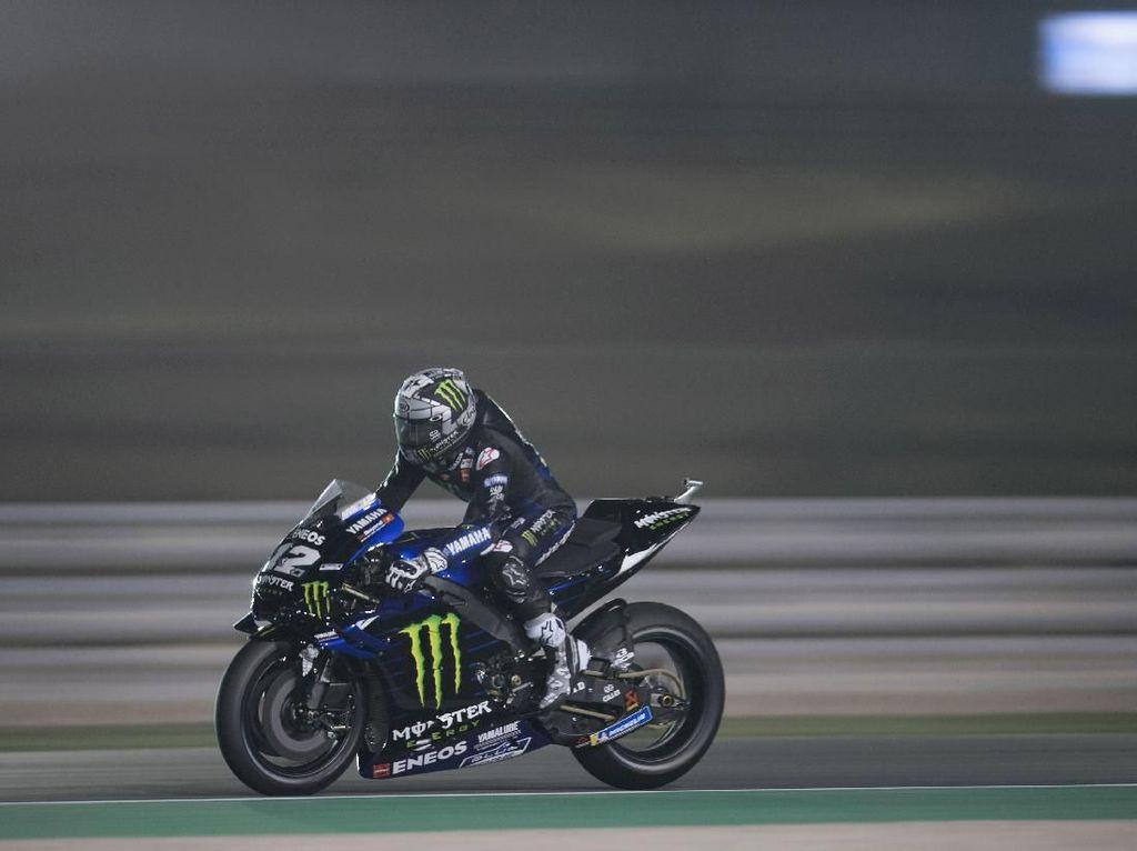 Kualifikasi MotoGP Qatar: Vinales Pole, Marquez Ketiga